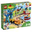 LEGO Cargo Train 10875 לגו מגה סטור דופלו