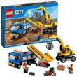 לגו סיטי LEGO Excavator and Truck 60075