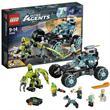 לגו סוכנים LEGO Agent Stealth Patrol 70169