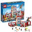 לגו סיטי LEGO Fire Station 60110