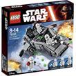 לגו מלחמת הכוכבים LEGO First Order Snowspeeder 75100