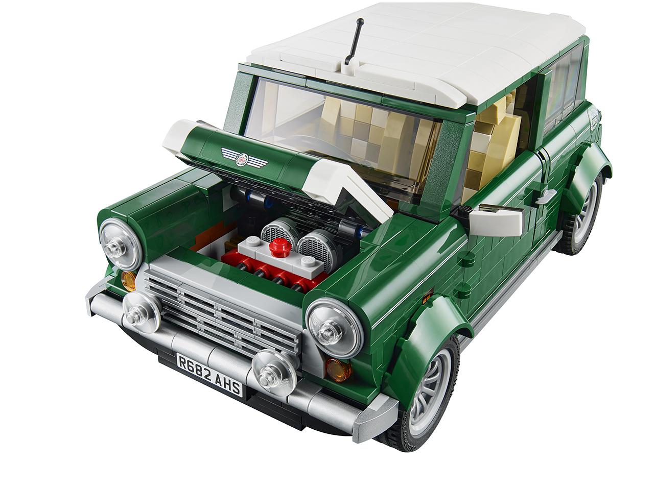 לגו קריאייטור LEGO MINI Cooper 10242