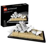 לגו ארכיטקטורה LEGO Sydney Opera House 21012