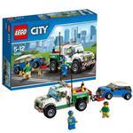 לגו סיטי LEGO Pickup Tow Truck 60081