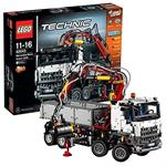 לגו טכניק LEGO Mercedes-Benz Arocs 3245 42043