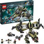 לגו סוכנים LEGO Hurricane Heist 70164