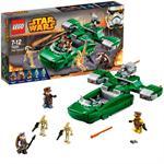 לגו מלחמת הכוכבים LEGO Flash Speeder 75091