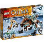 לגו צ'ימה LEGO Sir Fangar's Sabre-Tooth Walker 70143