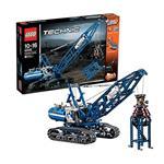 לגו טכניק LEGO Crawler Crane 42042