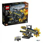 לגו טכניק LEGO Bucket Wheel Excavator 42055