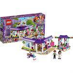 לגו מגה סטור חברות LEGO Emma's Art Cafe 41336