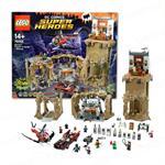 לגו גיבורי על LEGO Batman Classic TV Series – Batcave 76052