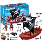 פליימוביל פיראטים PLAYMOBIL Pirates Sailing Boat 5298