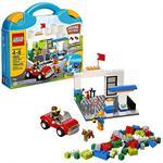 לגו לבנים LEGO Blue Suitcase 10659