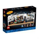 לגו מגה סטור רעיונות LEGO Seinfeld 21328