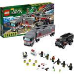 לגו צבי הנינג'ה LEGO Big Rig Snow Getaway 79116