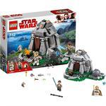 לגו מלחמת הכוכבים LEGO Ahch-To Island Training 75200