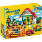 פליימוביל 123 PLAYMOBIL Forest Ranger Lodge 5058