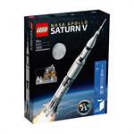 לגו מגה סטור רעיונות LEGO NASA Apollo Saturn V 92176