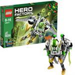 לגו מפעל הגיבורים LEGO JET ROCKA 44014