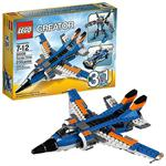 לגו קריאייטור LEGO Thunder Wings 31008