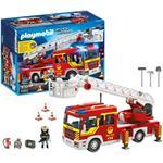 פליימוביל סיטי אקשן PLAYMOBIL Fire Engine Ladder 5362