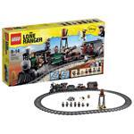 לגו הפרש הבודד LEGO Constitution Train Chase 79111