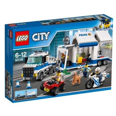 LEGO Mobile Command Center 60139 לגו מגה סטור סיטי