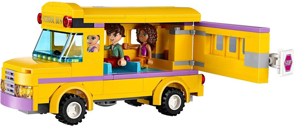 לגו חברות LEGO Heartlake Performance School 41134