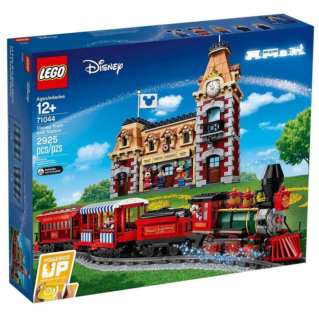 לגו מגה סטור קריאייטור 71044 LEGO Disney Train and Station