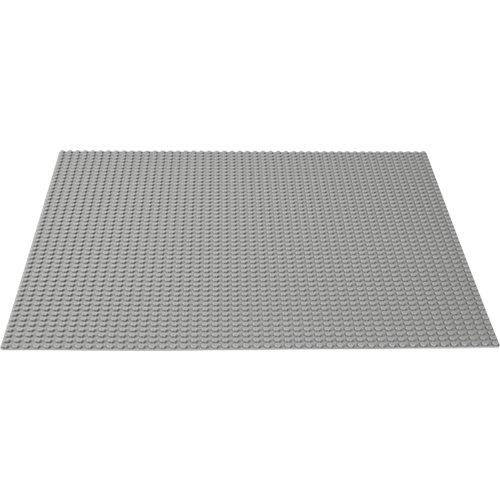 לגו מגה סטור קלאסיק LEGO 48x48 Grey Baseplate 10701