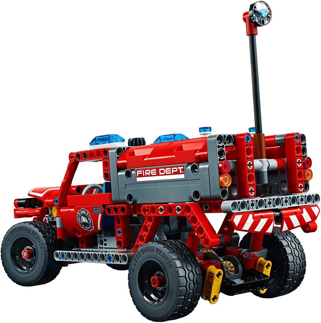 לגו מגה סטור טכניק LEGO First Responder 42075