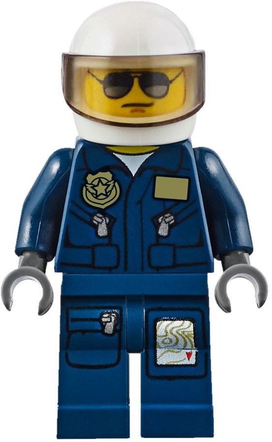לגו סיטי LEGO Crooks Island 60131