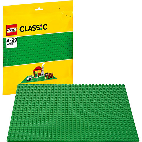 לגו קלאסיק LEGO 32x32 Green Baseplate 10700