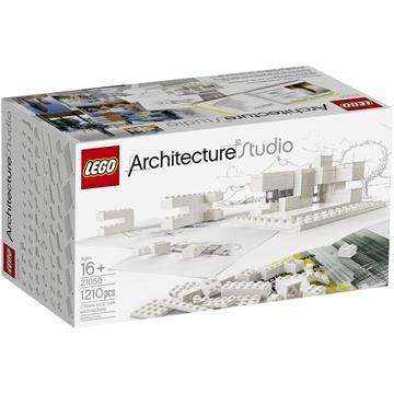 לגו ארכיטקטורה LEGO Studio 21050