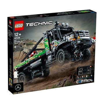 לגו מגה סטור Technic 42129 LEGO 4x4 Mercedes-Benz Zetros Trial Truck