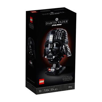 לגו מגה סטור מלחמת הכוכבים 75304 LEGO Darth Vader Helmet