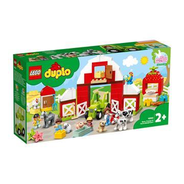 לגו מגה סטור דופלו 10952 LEGO Barn, Tractor & Farm Animal Care
