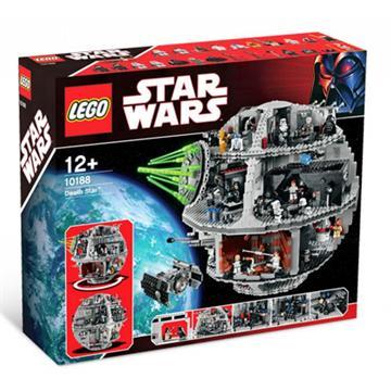 לגו מלחמת הכוכבים LEGO Death Star 10188