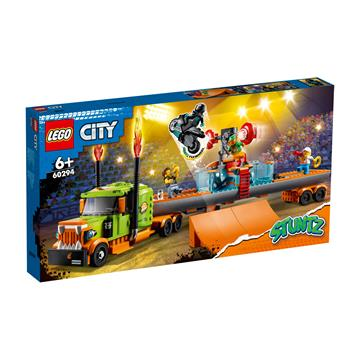 Stunt Show Truck 60294 לגו מגה סטור סיטי