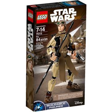 לגו מלחמת הכוכבים LEGO Rey 75113