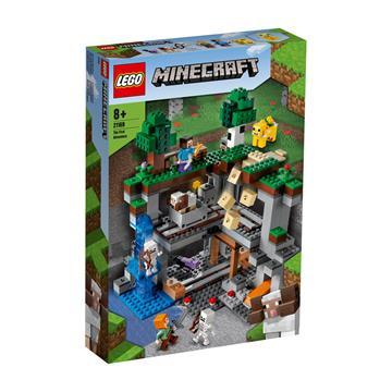 לגו מגה סטור Minecraft 21169 The First Adventure LEGO