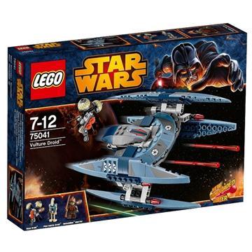 לגו מלחמת הכוכבים LEGO Vulture Droid 75041