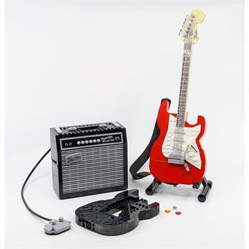 לגו מגה סטור רעיונות 21329 LEGO Fender Stratocaster