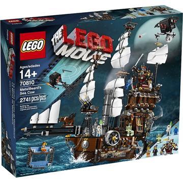 לגו סרט LEGO MetalBeard