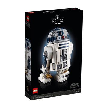 LEGO R2-D2 75308 לגו מגה סטור Exclusive