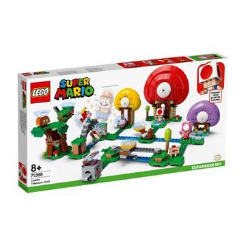לגו מגה סטור סופר מריו LEGO Toad's Treasure Hunt Expansion Set 71368