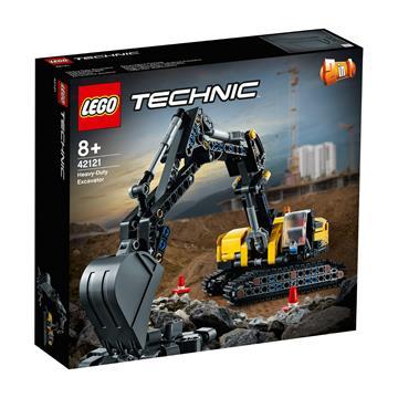 לגו מגה סטור Technic 42121 LEGO Heavy-Duty Excavator