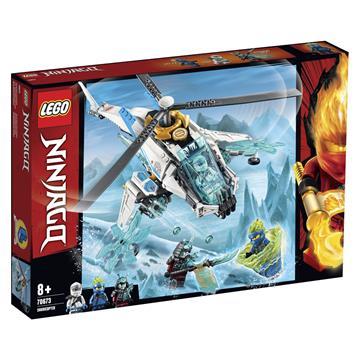 LEGO Shuricopter 70673 לגו מגה סטור נינג'גו
