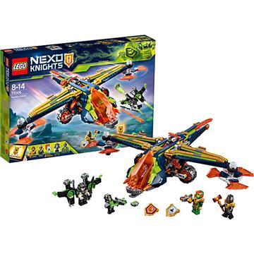 לגו מגה סטור אבירי נקסו LEGO Aaron's X-bow 72005